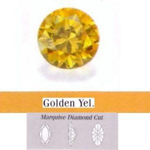 Cirkonis Golden Yel markizas