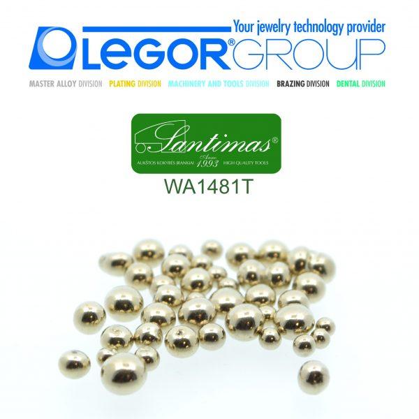 Legatūra WA1481T(4)