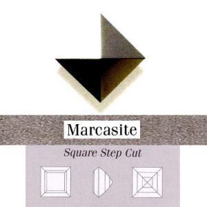 Markasit,quadrat