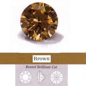 Zirconia Brown