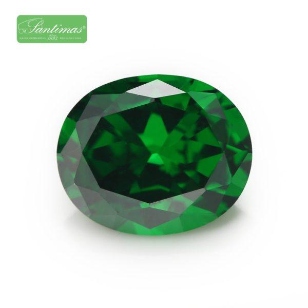 cirkonis-green-ovalas